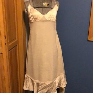 John Varvatos Cream Dress